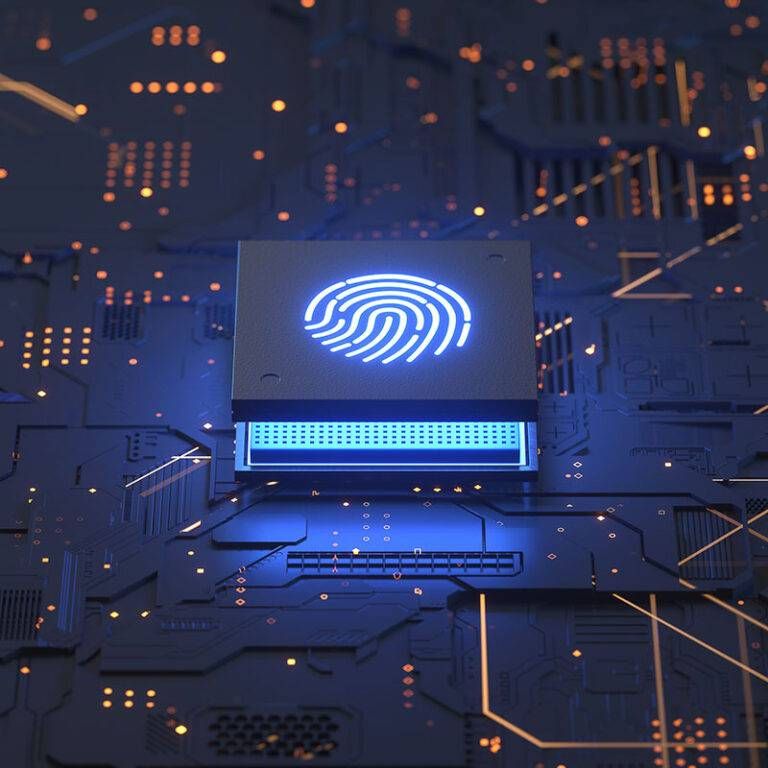 integrated circuit,authentication online, Fingerprint login auth